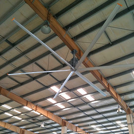 Wentylator sufitowy HVLS Industrial Cooler Inverter, 22 FT 6.6m Big Ass Huge Ceiling Fan